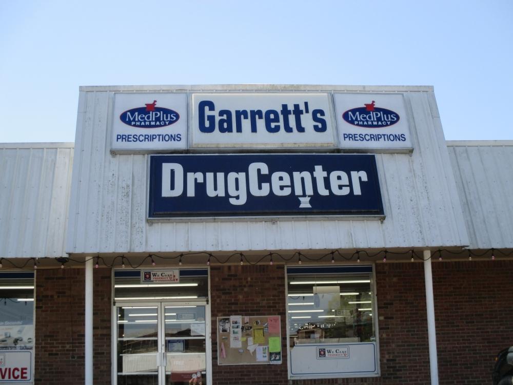 Garrett's Drug Center