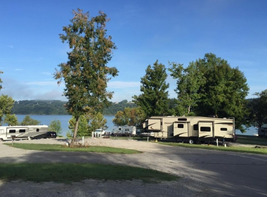Obey River Campground