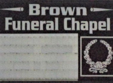 Brown Funeral Chapel