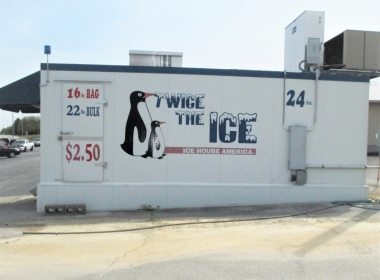 Twice the Ice/Nice Ice
