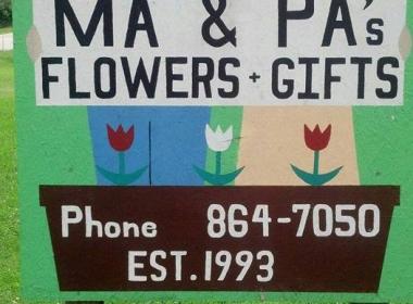Ma & Pa's Flowers
