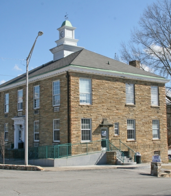 Pickett County Courthouse/Government