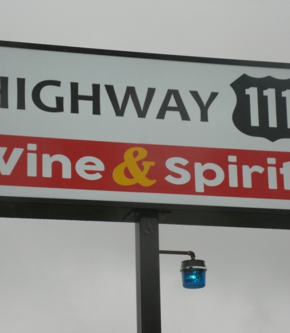 Highway 111 Wine & Spirits