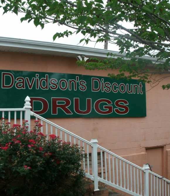 Davidson's Discount Drugs