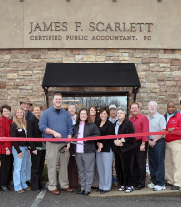 James F. Scarlett, Certified Public Accountant